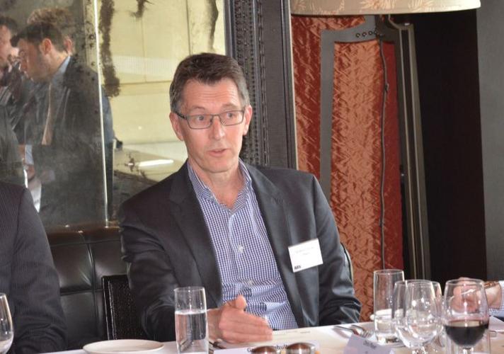 Tintri managing director A/NZ, Graham Schultz